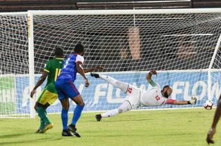 Jamal Charles se destapa con hat-trick en triunfo de Granada sobre Belice