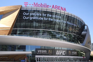 UFC 216: Fighters react to the mass shooting in Las Vegas