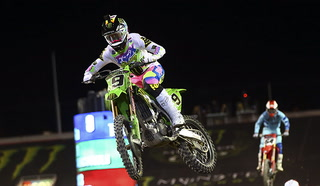 Monster Energy Cup supercross highlights – VIDEO