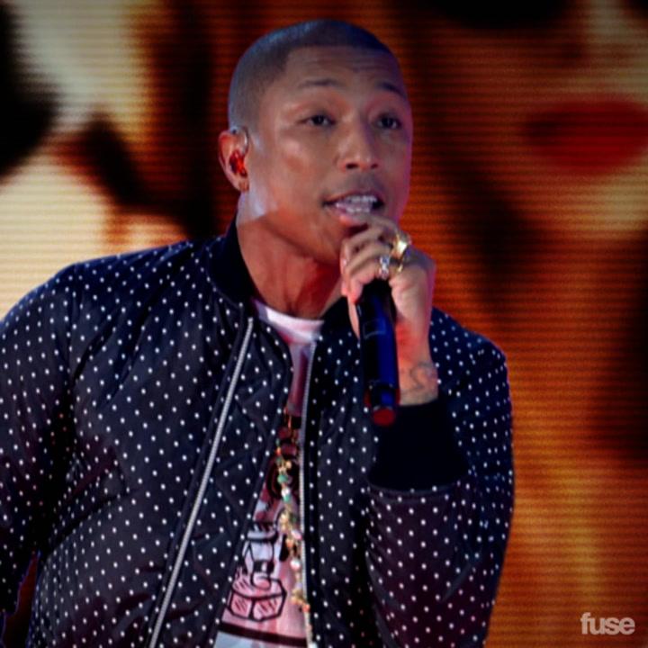 Breaking News: Fuse Previews Pharrell's New Album GIRL
