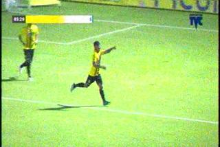 Iván López hace el 5-1 ante Real de Minas