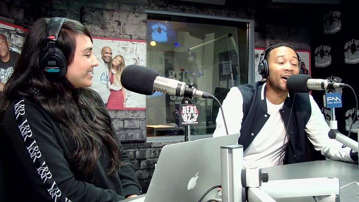 John Legend Talks Kanye West's Slavery Comments
