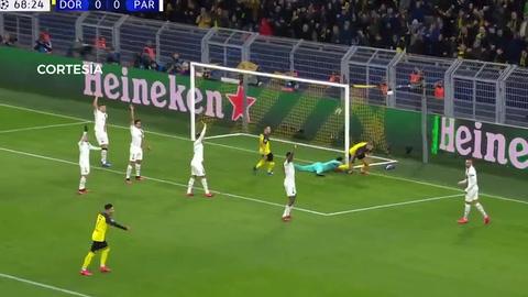 Borussia Dortmund - PSG 2-1 UEFA Champions League