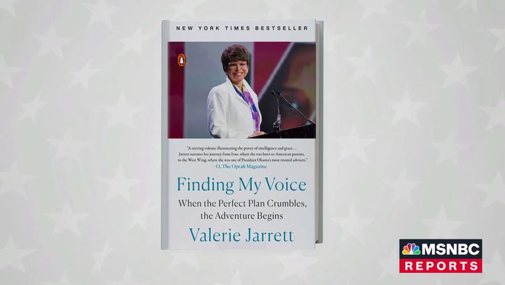 Valerie Jarrett: I'm All For Vaccine Mandates -- 'Time for Us to Take Firm Measures'