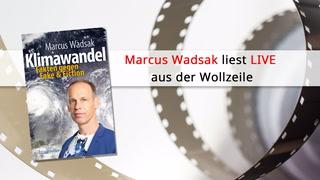 "Thumbnail von Marcus Wadsak LIVE - ""Klimawandel"""