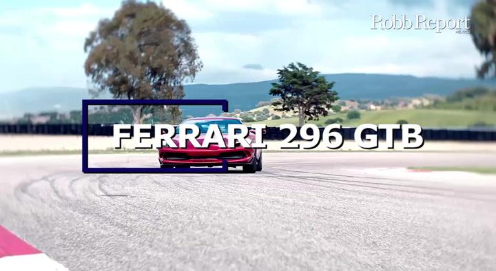 Ferrari 296 GBT