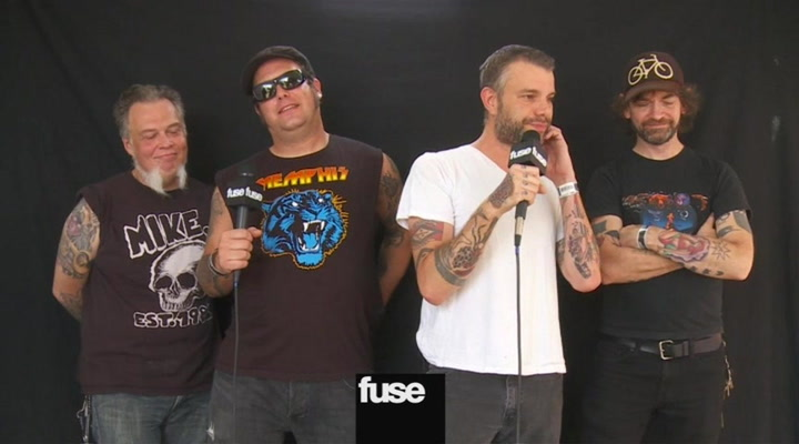 Lucero On New Members and Being The Hardest Working Band In Music