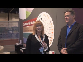 NAHB IBS: Sherwin-Williams Color Mix 2012