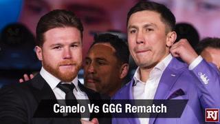 Premier Vegas Sports: Canelo Vs GGG Press Conference