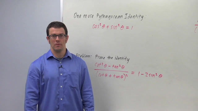 Using Trigonometric Identities - Problem 3