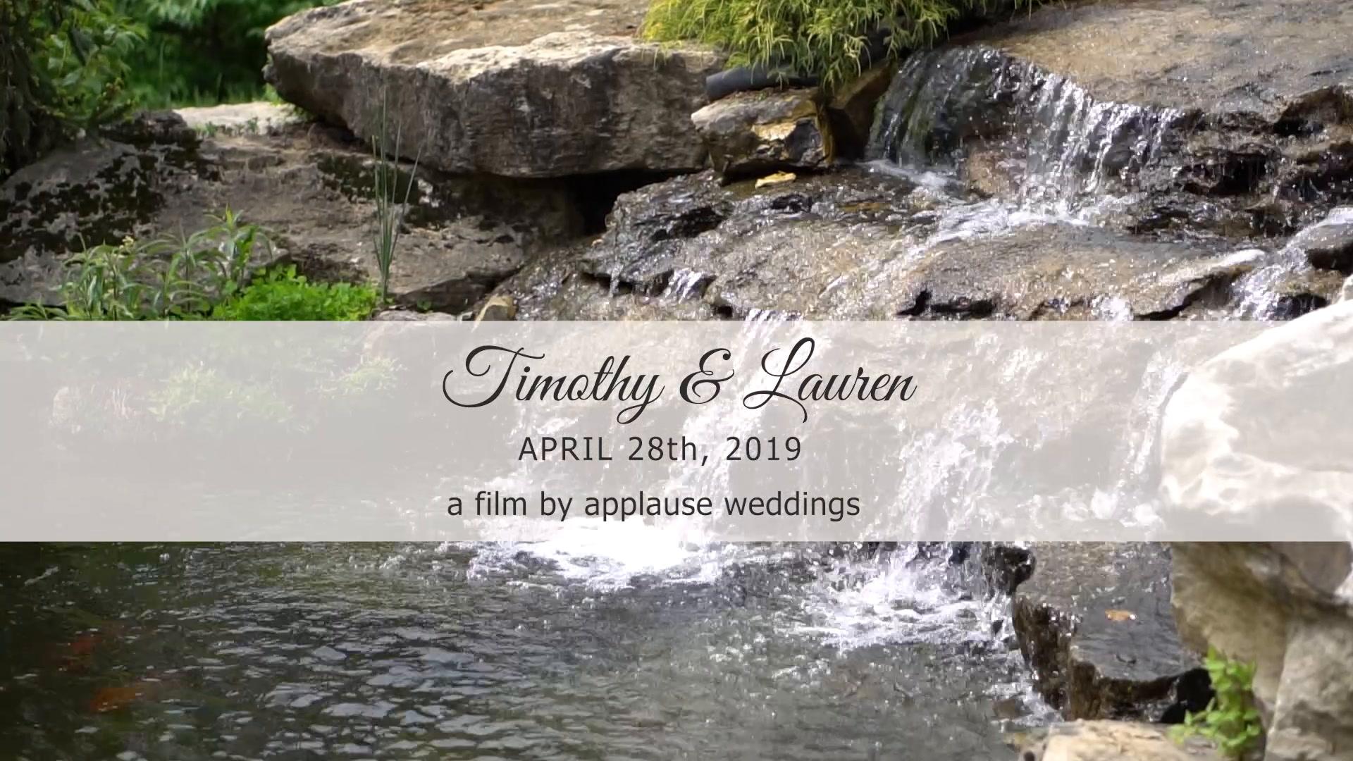 Timothy + Lauren | Pacific, Missouri | Haue Valley Weddings And Events