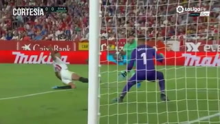 Real Madrid venció 1-0 al Sevilla con gol de Karim Benzema