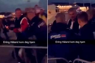 HalEchan a Haaland de una discoteca en Noruega y se encara con un elemento de seguridad