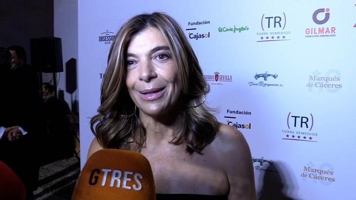 Xandra Falcó se pronuncia sobre la nueva relación de Esther Doña, viuda de su padre