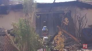 Residential fire leaves one dead in Las Vegas