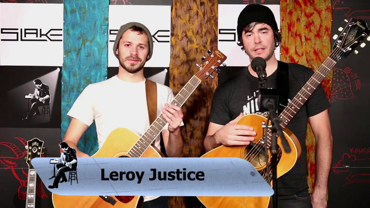Leroy Justice performs Carbon County Line on The Jimmy Lloyd Songwriter Showcase