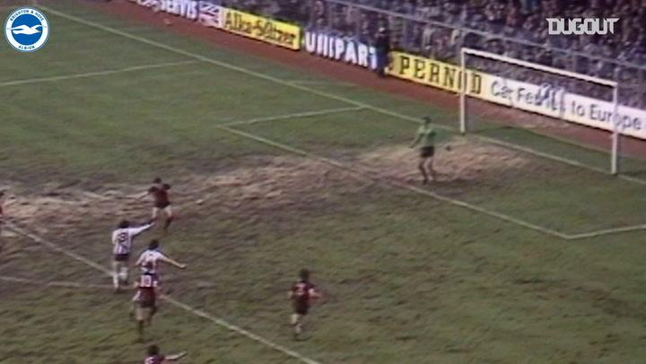 Cuando el Brighton venció por 4-1 al Manchester City