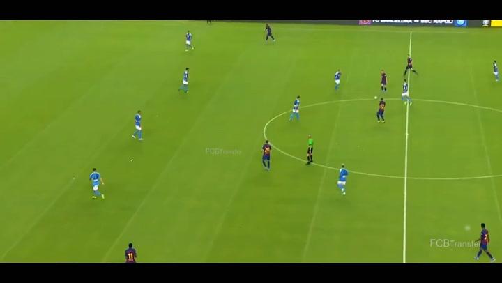 Los mejores goles, asistencias y detalles técnicos de Abel Ruiz en 2019