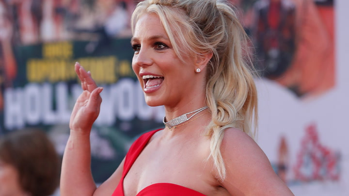 Watch live as Britney Spears fans gather near LA court amid conservatorship hearing