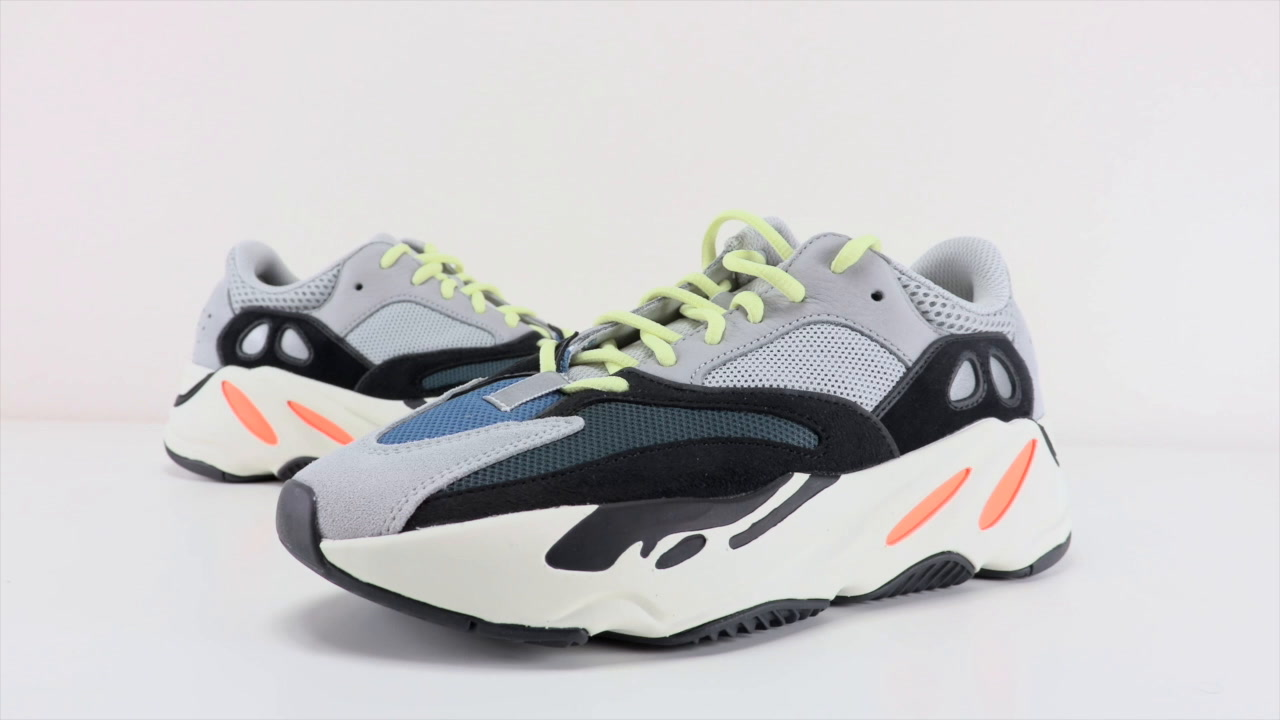 c99fb41b2f588 ... adidas Yeezy Boost 700 Wave Runner Video Review ...