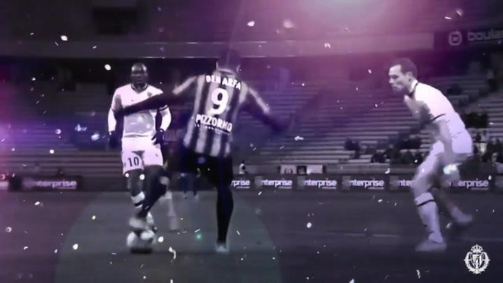 Hatem Ben Arfa, nuevo jugador del Real Valladolid