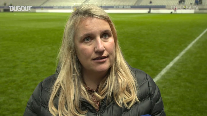 Emma Hayes: 'This Is The Biggest Result In Chelsea Women's History'