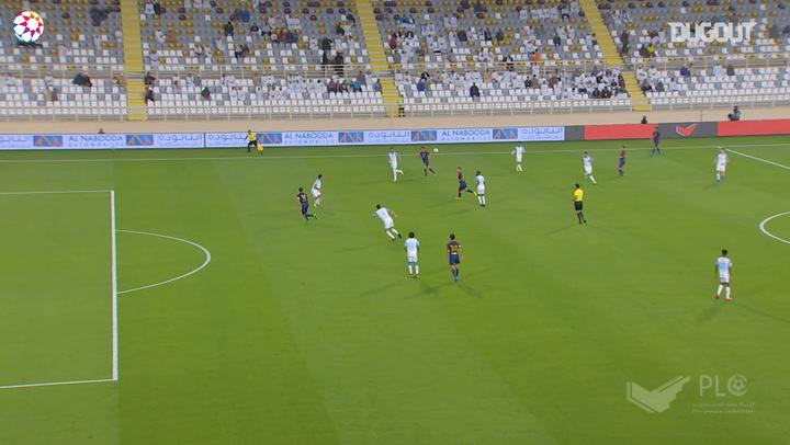 Arabian Gulf League: Al Wahda scores four vs Baniyas Club