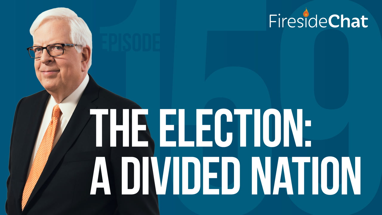 Ep. 159 — The Election: A Divided Nation