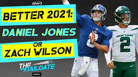 Will Zach Wilson or Daniel Jones have a better season?