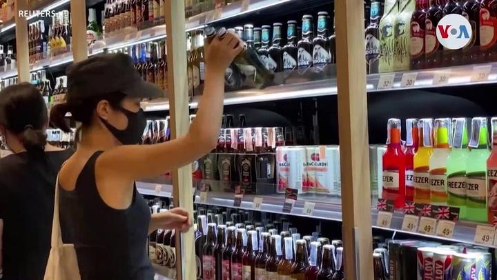 Mujeres habrían aumentado consumo de alcohol a causa de la pandemia