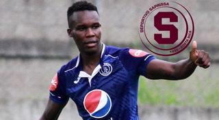 Un goleador de raza, así califican a Rubilio Castillo en Costa Rica