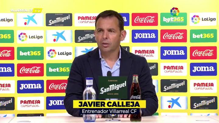 """Javi Calleja: """"Deberían castigar a los que pierden tiempo de manera continuada"""""""