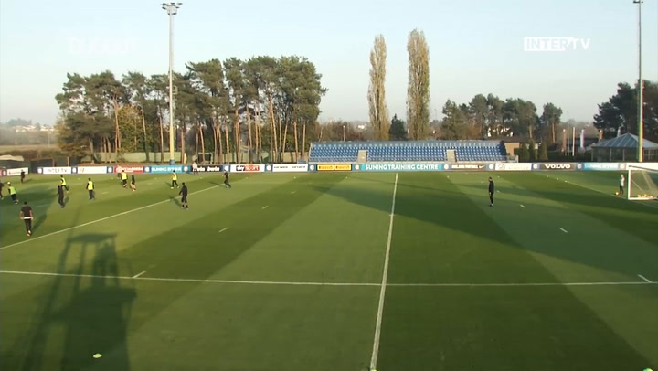 Inter's Training Goals Of The Week #10