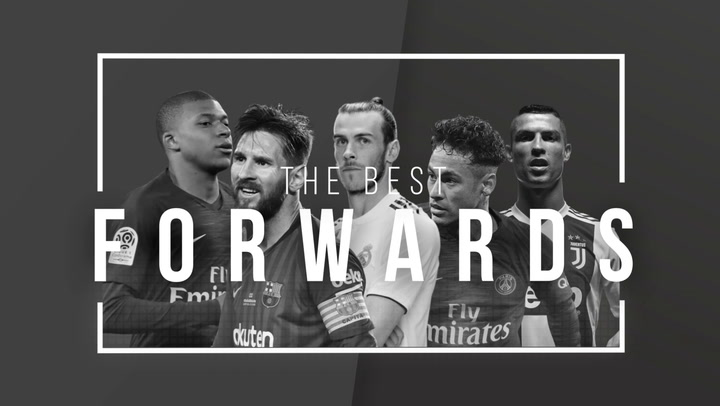 Best Forwards: Kylian Mbappé