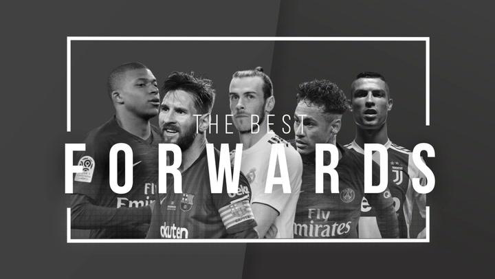 Best Forwards: Kylian Mbappé