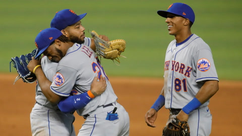 How are the Mets still finding ways to win?