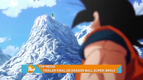 Tráiler final de Dragon Ball Super: Broly