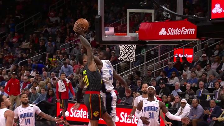 Las 10 mejores jugadas de la jornada de la NBA el 26 de febrero de 2020