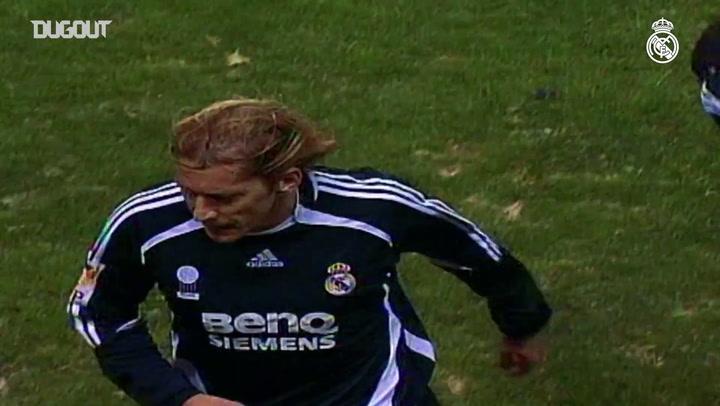 Relembre a estreia de Marcelo pelo Real Madrid em 2007