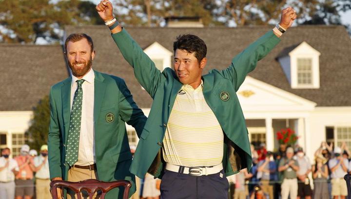 Hideki Matsuyama conquista el Masters de Augusta