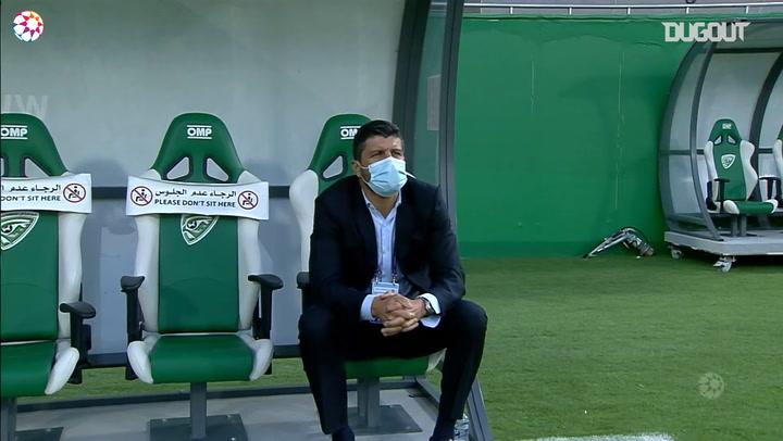 AGL Match day 14 highlights: Khorfakkan 2-2 Al-Ain