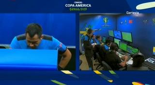 Copa América 2019: Venezuela resiste ante Brasil... ¡gracias al VAR!