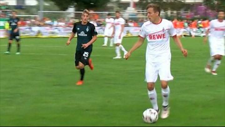 Highlights 1. FC Köln - SV Werder Bremen (2018-2019)