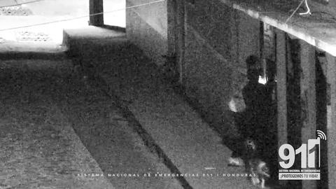 Captan infraganti a presuntos ladrones que pretendían asaltar negocio en Gracias, Lempira
