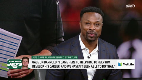 Bart Scott pleased Adam Gase finally took ownership of Jets' mistakes