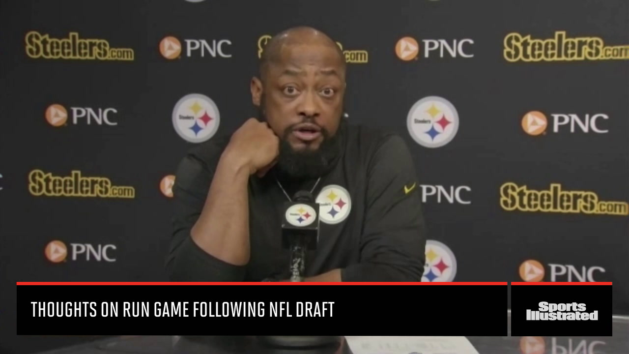 Steelers Developing Mean Offense