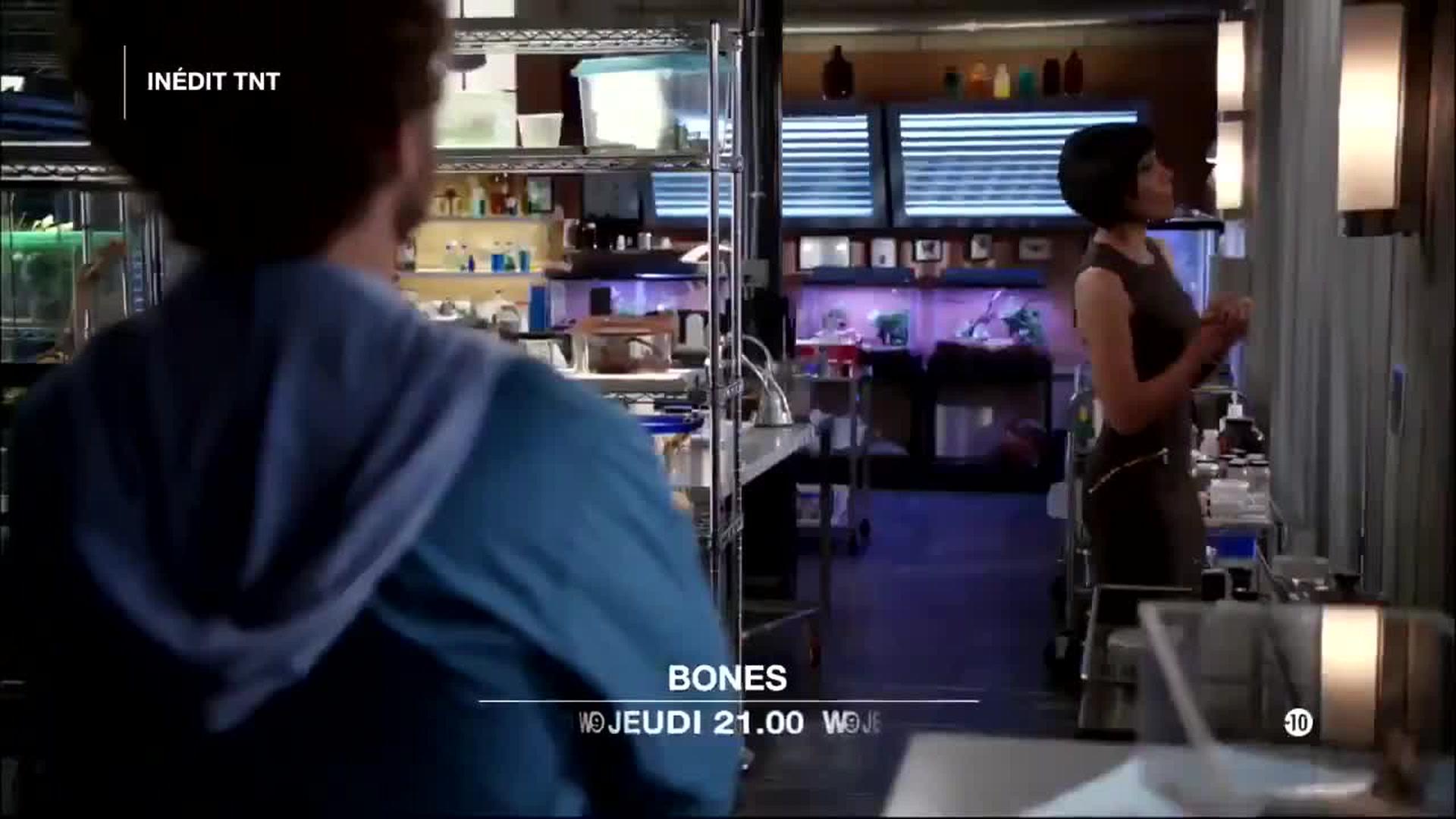 Bones : Les passages verts