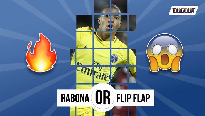 This or That: Kylian Mbappé