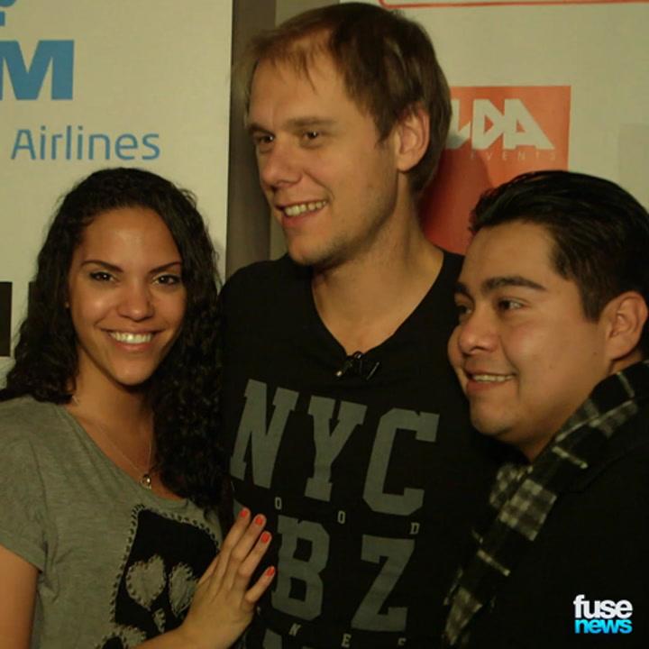 A Day with DJ Armin Van Buuren
