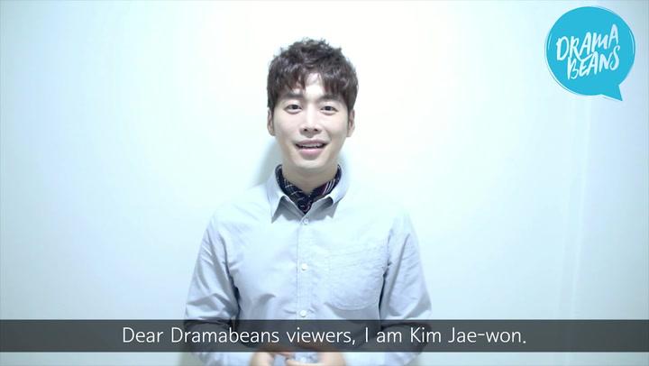 [Hello Dramabeans] Kim Jae-won